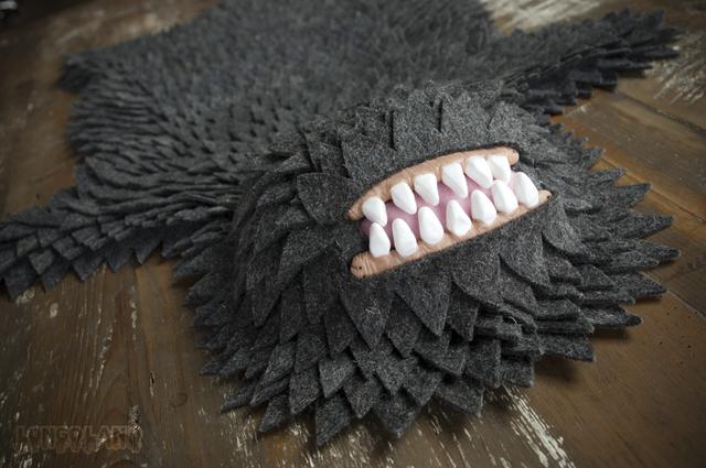 Monster Skin Rug