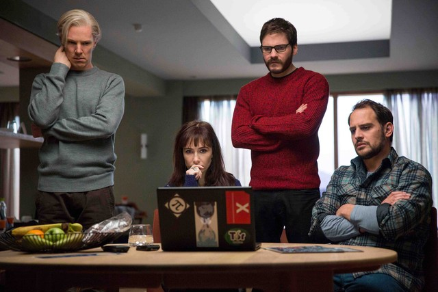 The Fifth Estate, A Film About WikiLeaks and Julian Assange