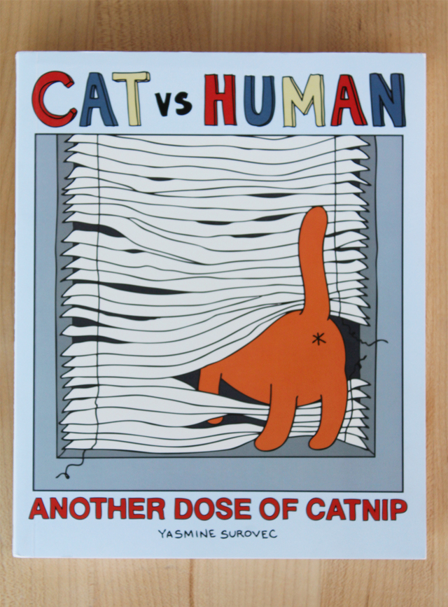 Cat Vs Human 2