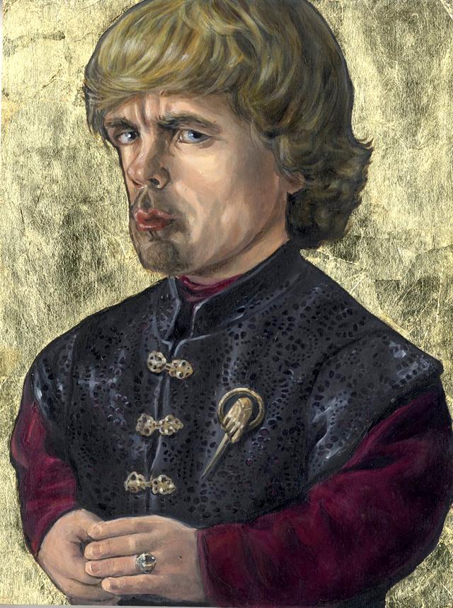 Tyrion by Wednesday Kirwan