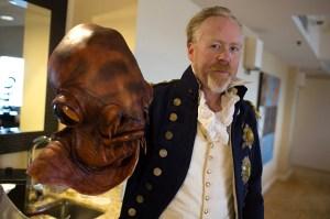 Adam Savage Admiral Ackbar