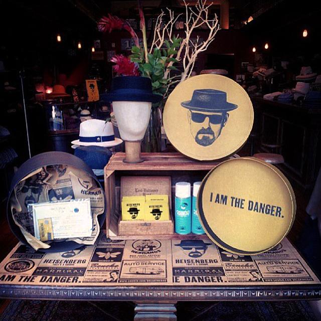 Heisenberg Hat