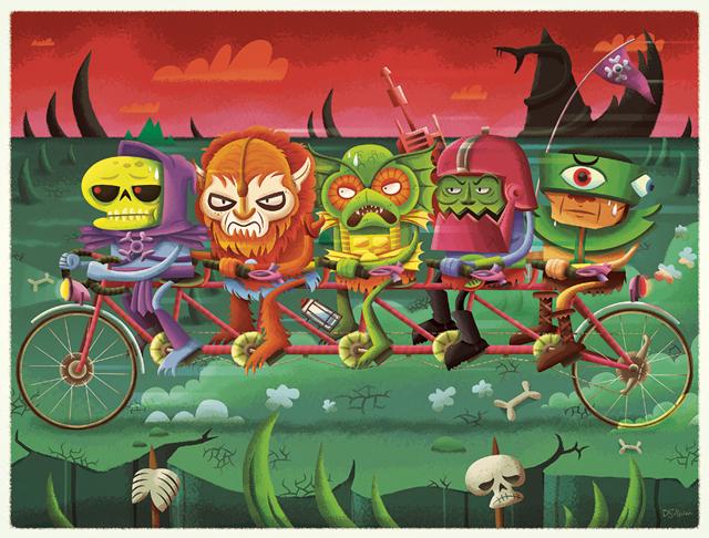 Bad Guys by Derek Sullivan