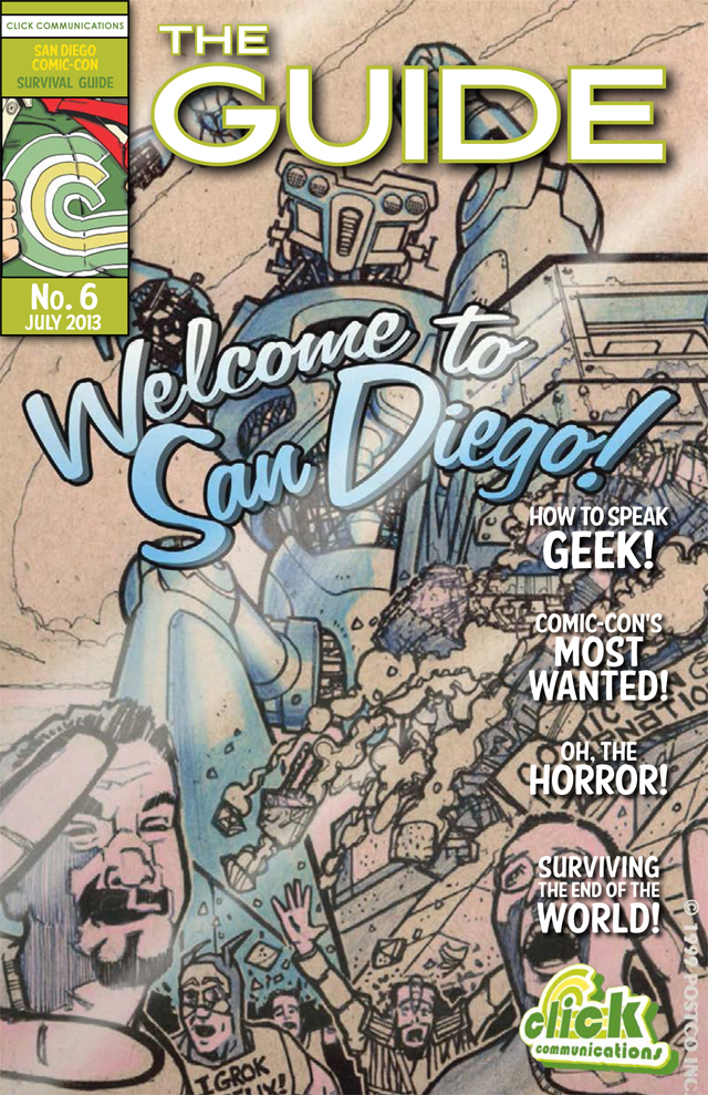 2013 SD Comic-Con Survival Guide