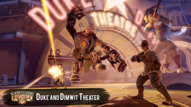 Duke And Dimwit Theater