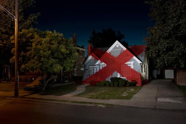 Suburban by Ian Strange