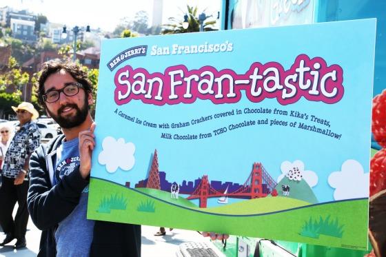 San Fran-tastic