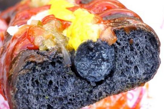 Black Terra Hot Dog