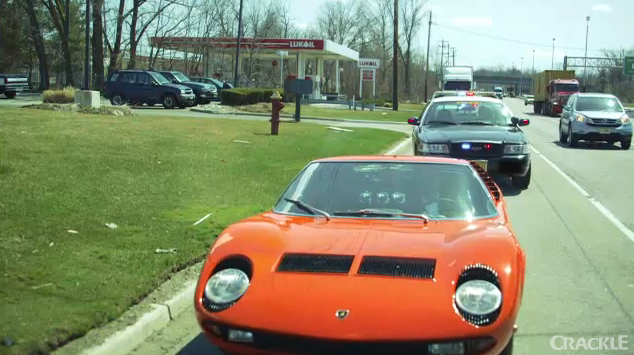 Comedians in Cars Getting Coffee: Miura and Chris Rock ...