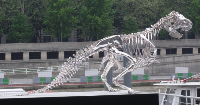 T Rex in Paris