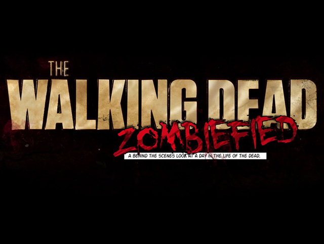 Walking Dead Zombiefied