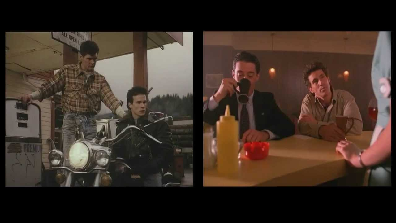 A Supercut of All the Pie and Coffee Scenes in 'Twin Peaks'