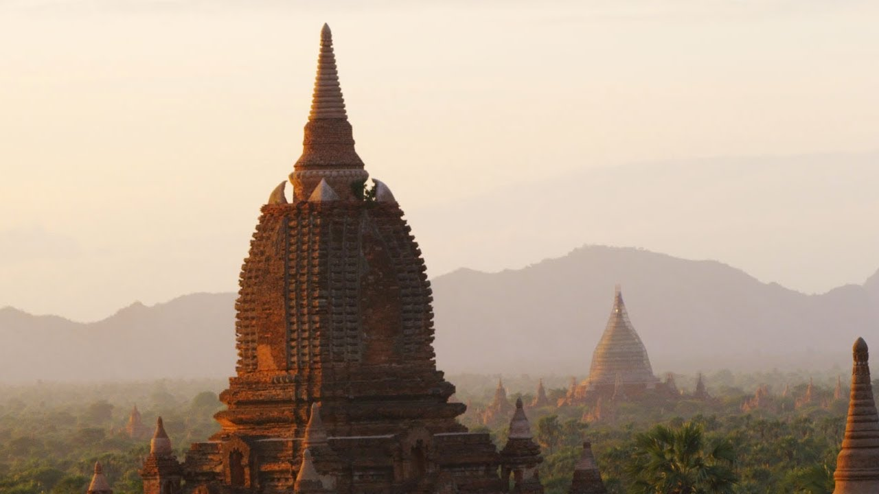 a video tour of myanmar in ultra high definition