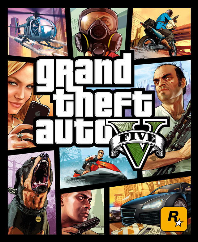 First Gameplay Trailer For 'Grand Theft Auto V' Unveils New Features & Expanded World