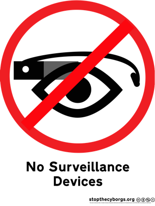 No Surveillance Devices