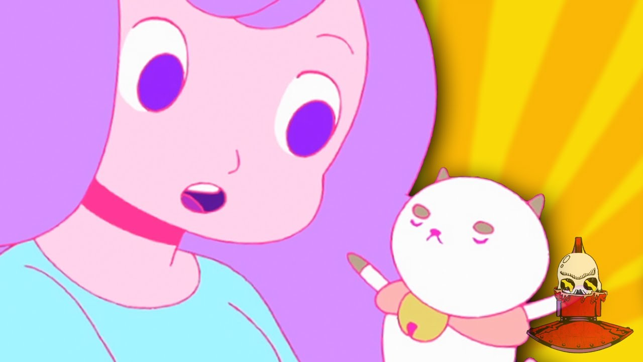 bee and puppycat a cartoon about a named bee and her cute
