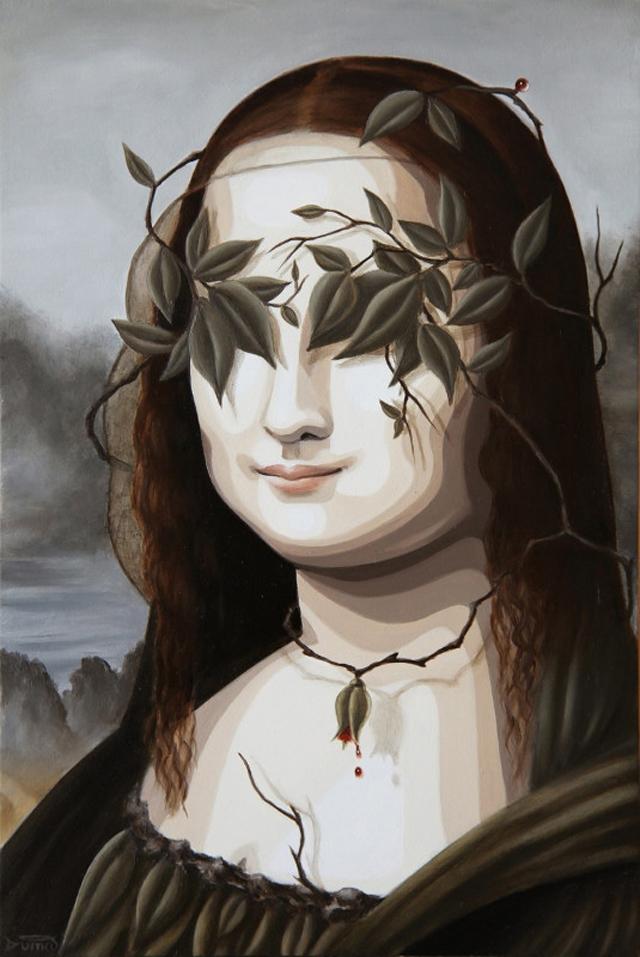 Mona Leaf by Duma