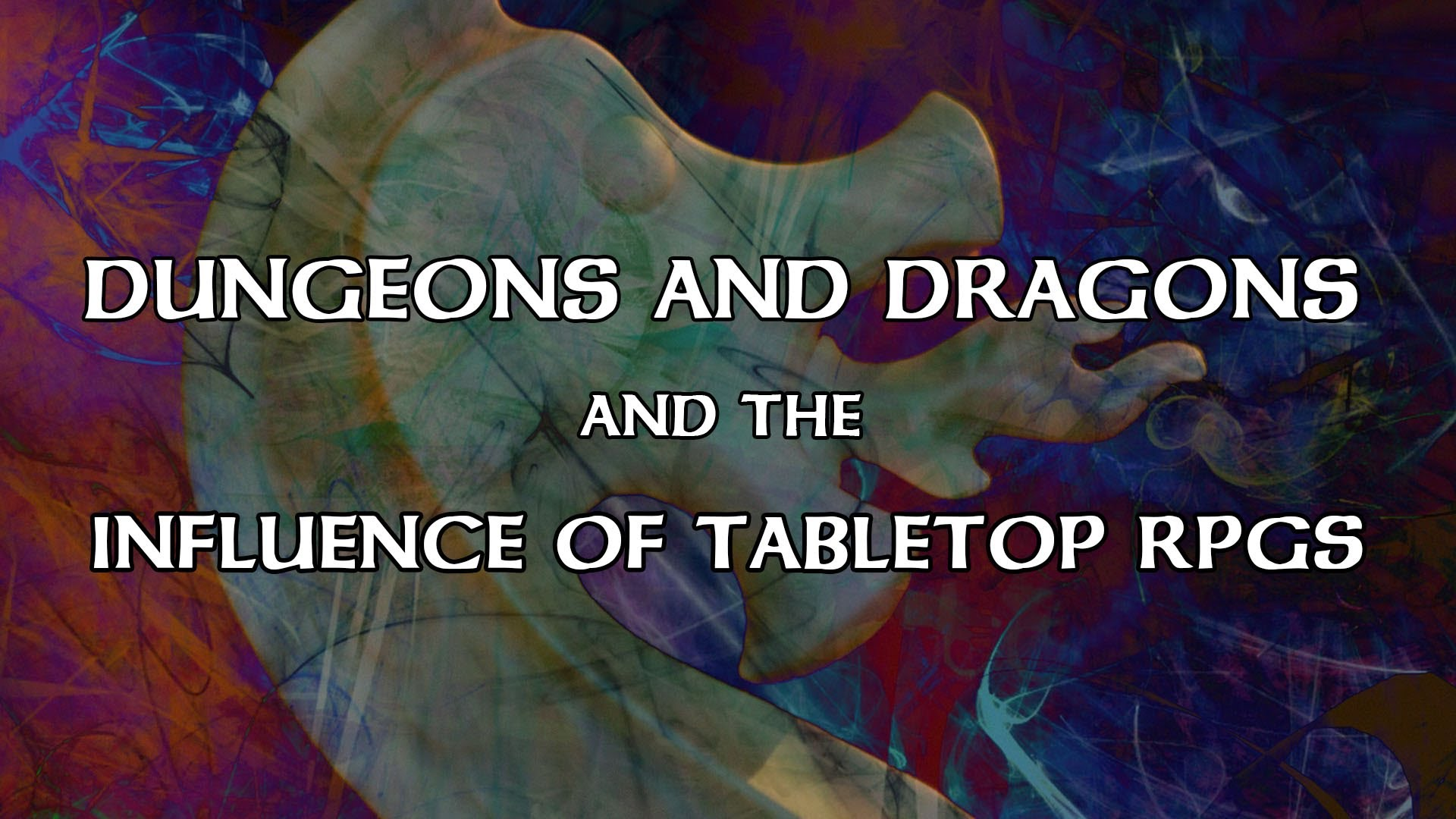 Dungeons & Dragons & the Influence of Tabletop RPGs by PBS Arts: Off Book