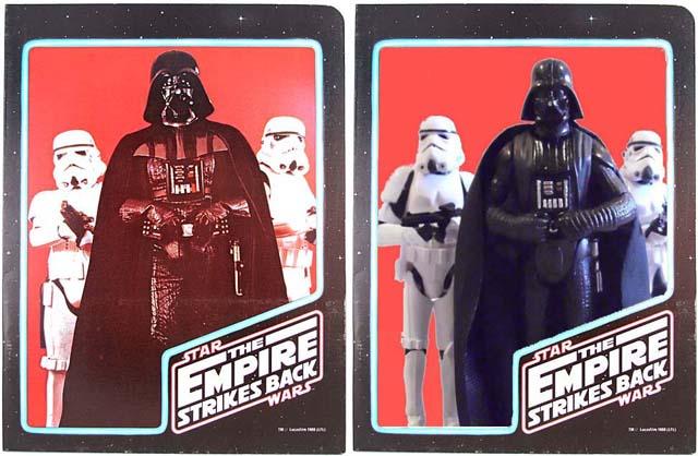 Empire Strikes Promo recreation