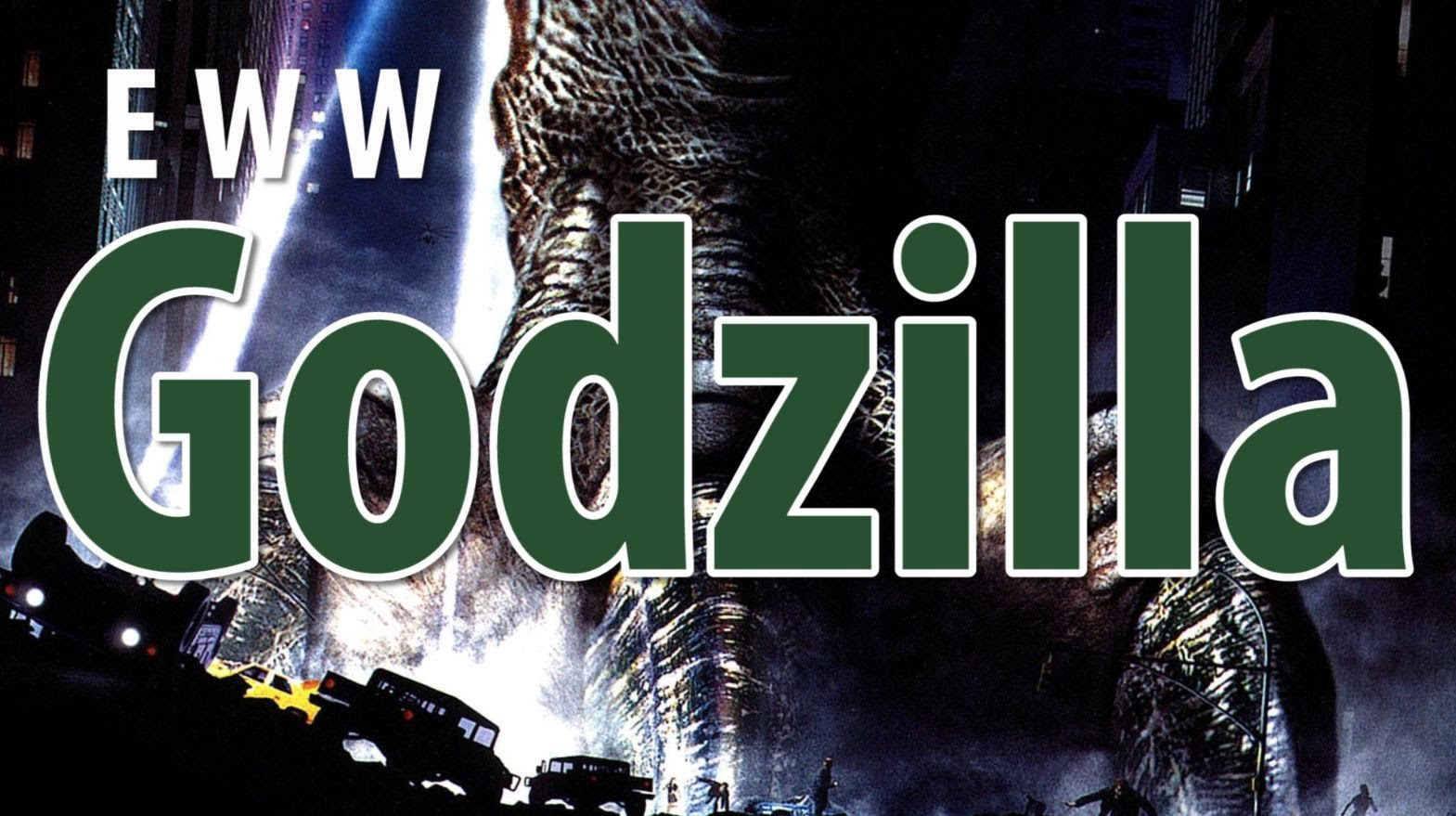 Everything Wrong With 'Godzilla' (1998) In 7 Minutes Or Less