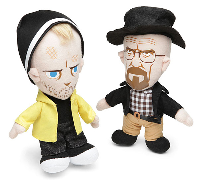 Breaking Bad Plush Toys