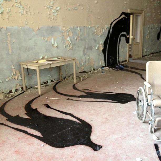 1000 Shadows by Herbert Baglione