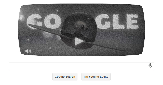Roswell UFO Google Doodle
