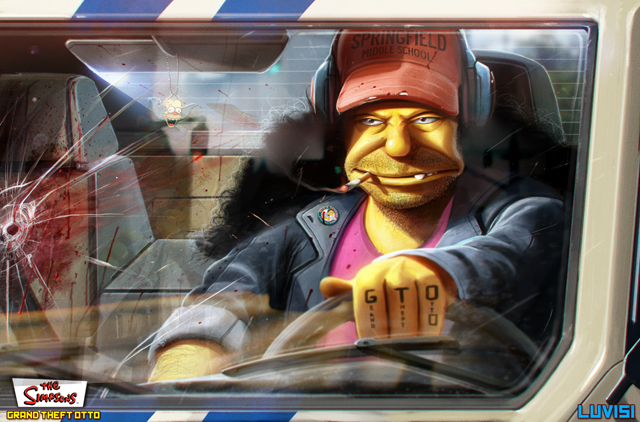 Grand Theft Otto Part 1