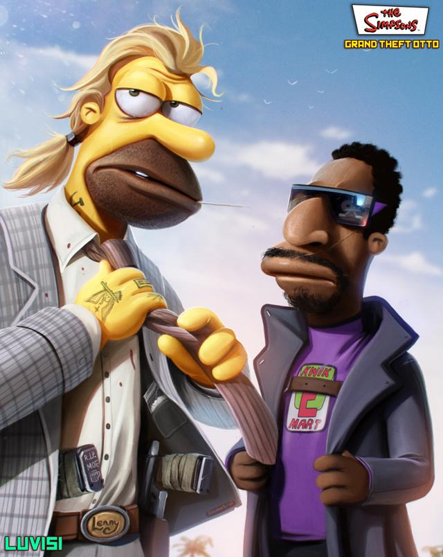 GTO Lenny and Carl