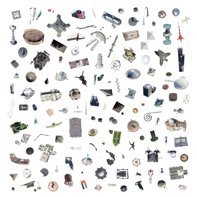 Satellite Collections by Jenny Odell
