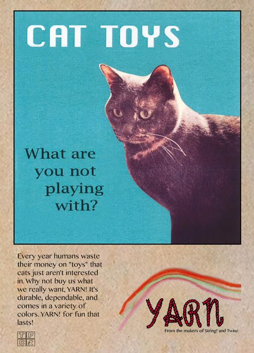 Meow Men Petody