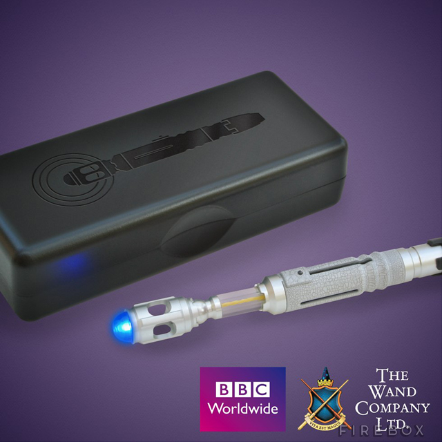 Doctor Who Sonic Screwdriver Universal Remote Control