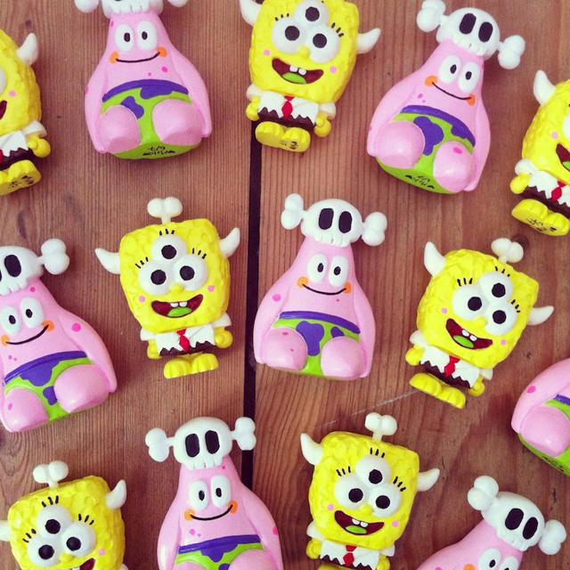 Sponge Bob Mutant Pants! by TADO
