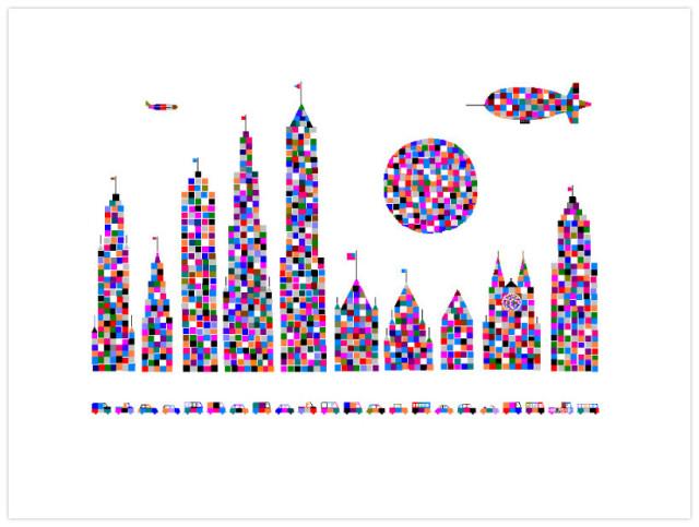 pixel art 97 year old