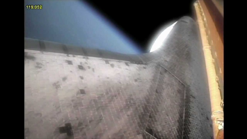 Riding the Booster, Stunning Space Shuttle Launch Video