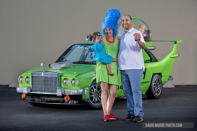 24 Hours Of Lemons >> The Homer Car, A Real Life Version of Homer Simpsons ...
