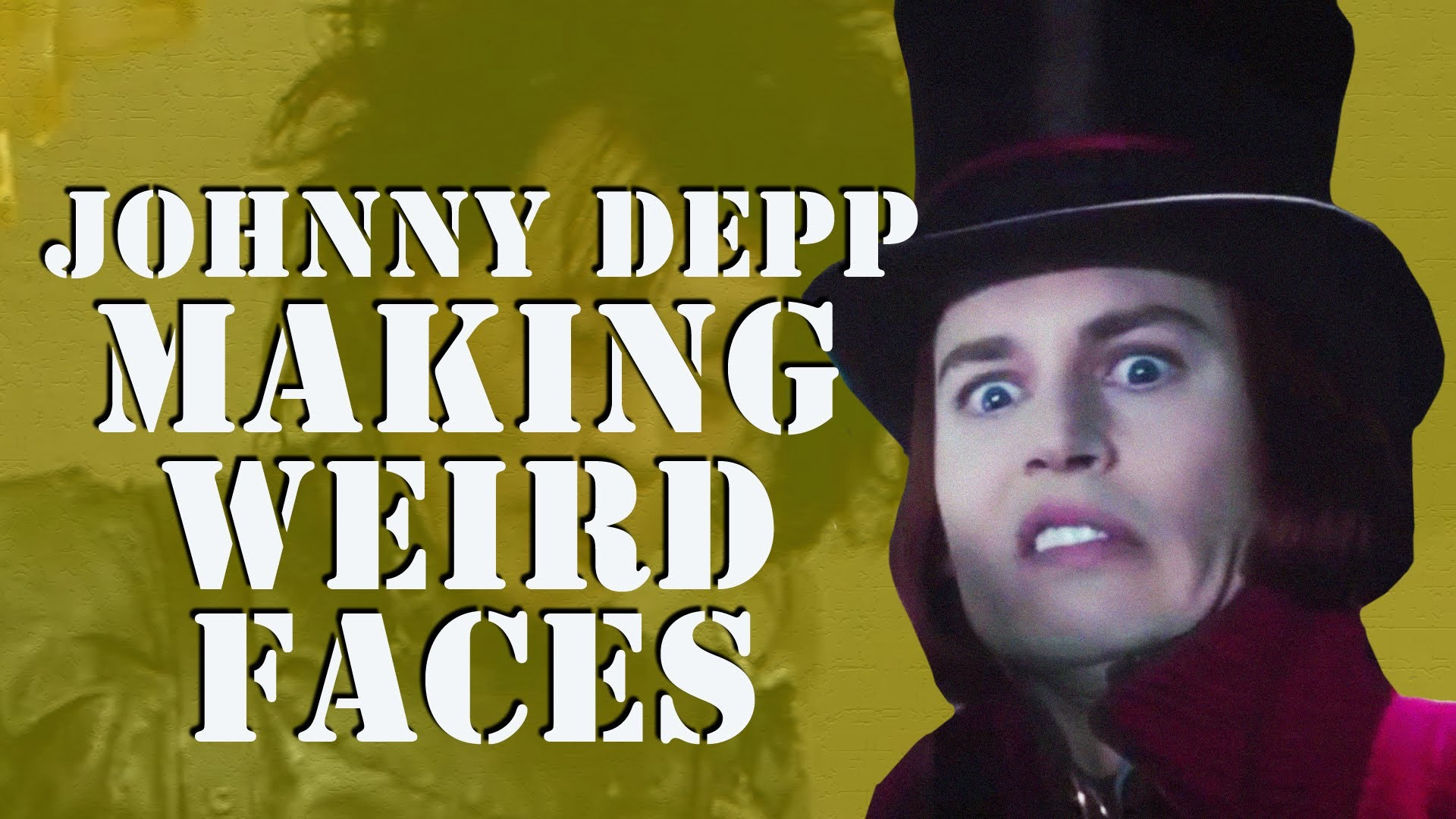 Weird Faces In Movies 1