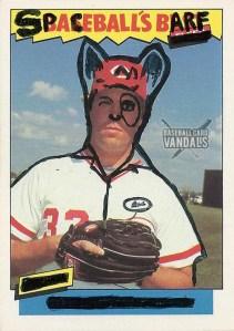 Baseball Card Vandals