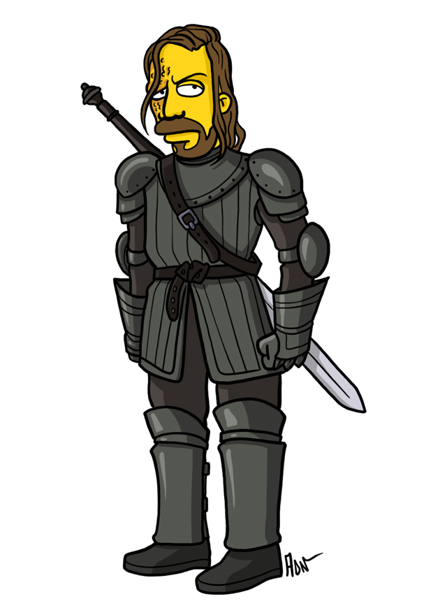 "Sandor ""The Hound"" Clegane"