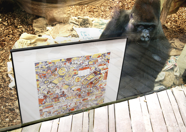London Zoo Illustrated