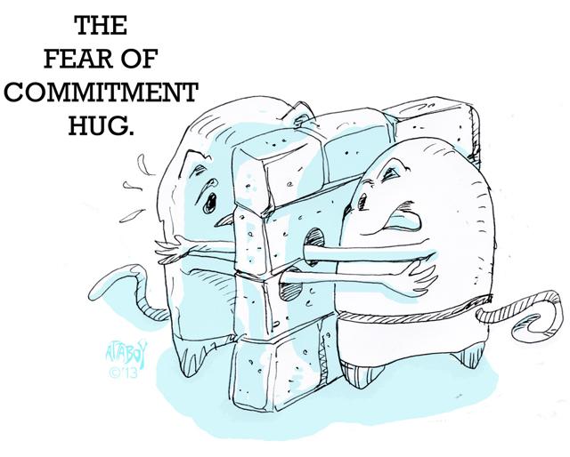 Fear Hug by Attaboy