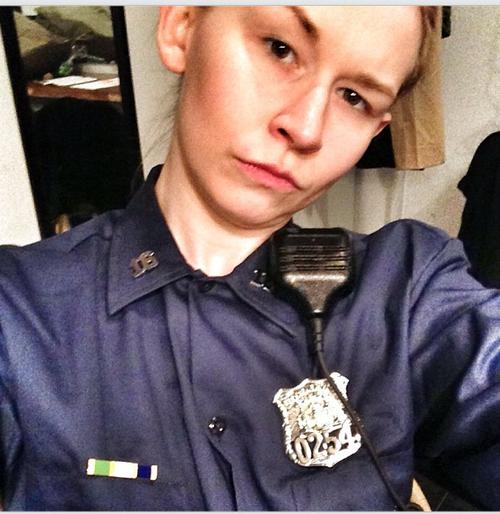 Cop Selfies