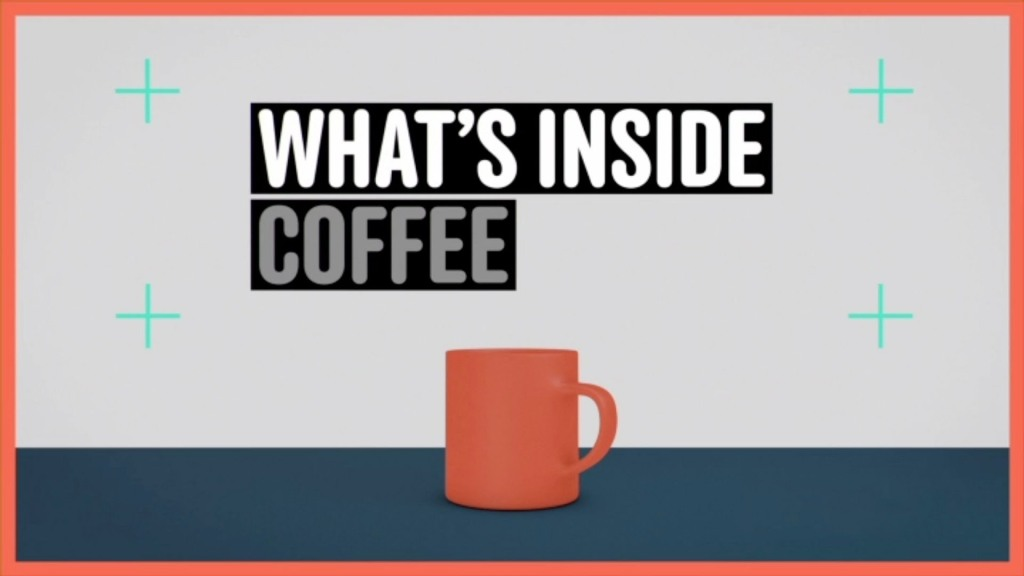 What's Actually Inside An Average Cup of Coffee