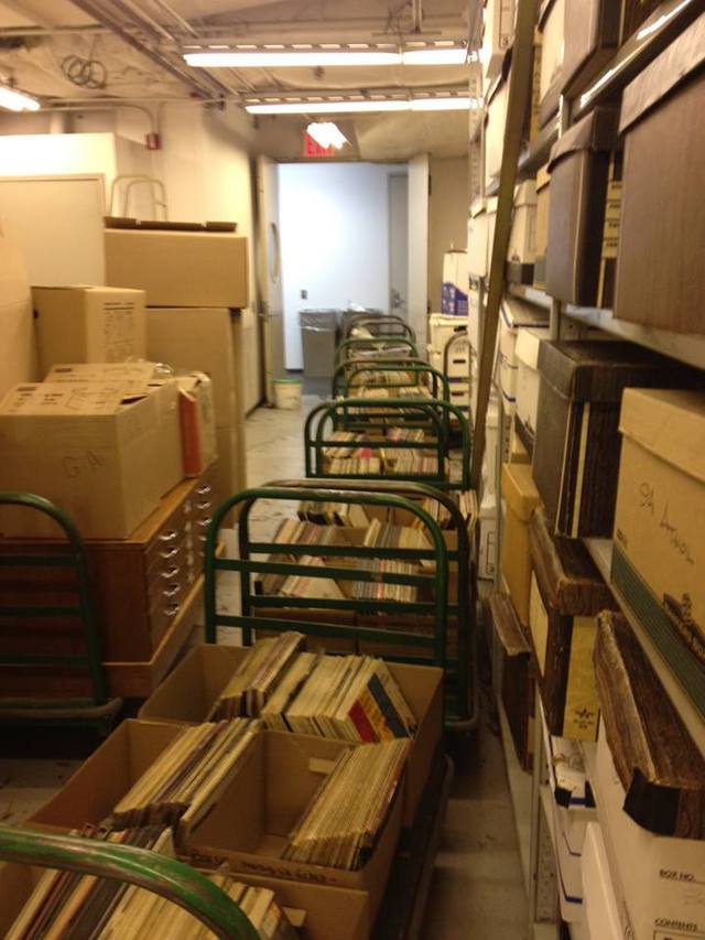 New York Public Library Selling Over 22 000 Records From