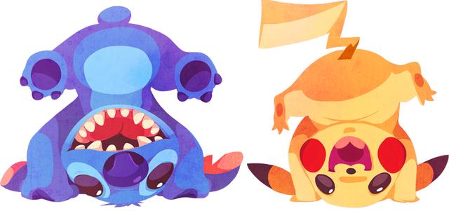 Disney Pokemon Trainers