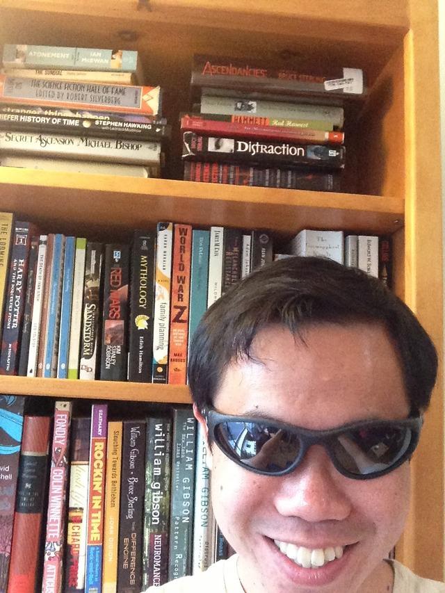 Bookshelfies