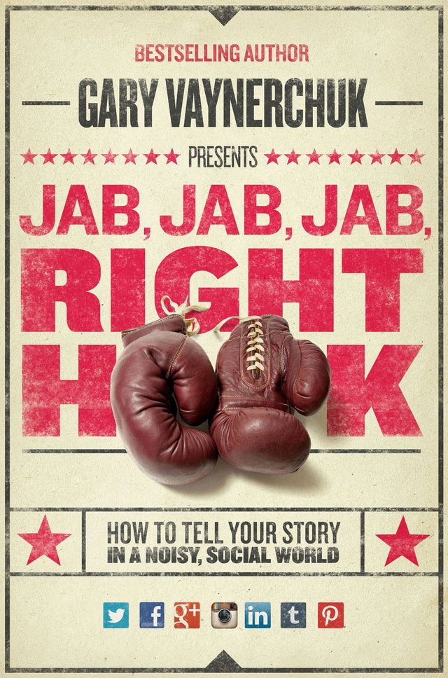 Jab, Jab, Jab, Right Hook: