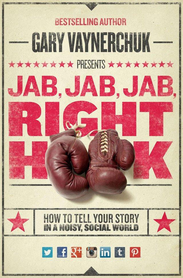 Jab, Jab, Jab, Right Hook: