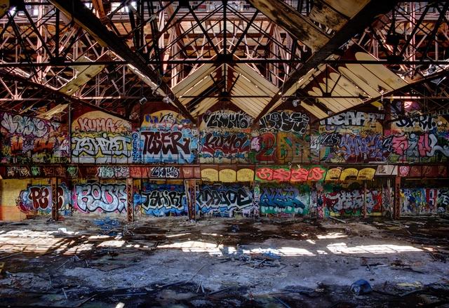 Gotham Ruins
