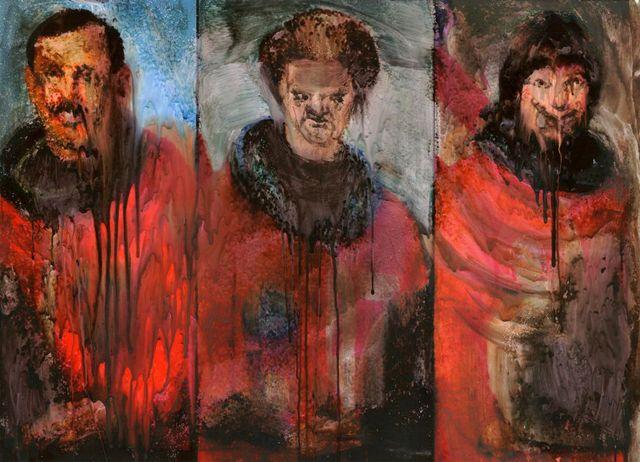 Inkjet Paintings